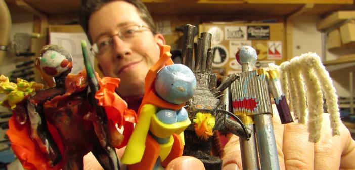 Rollenspiel-Miniaturen