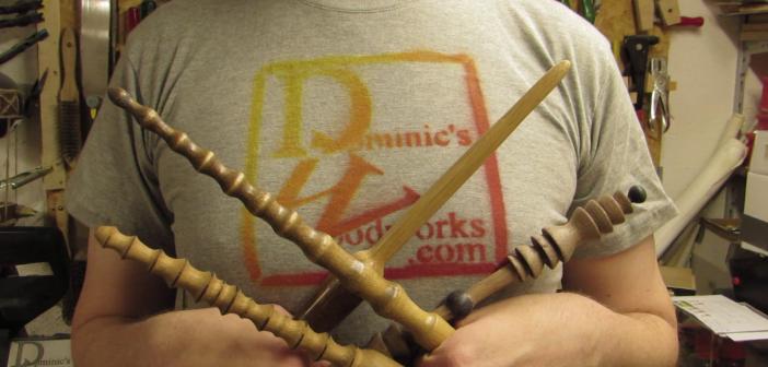 table leg wand