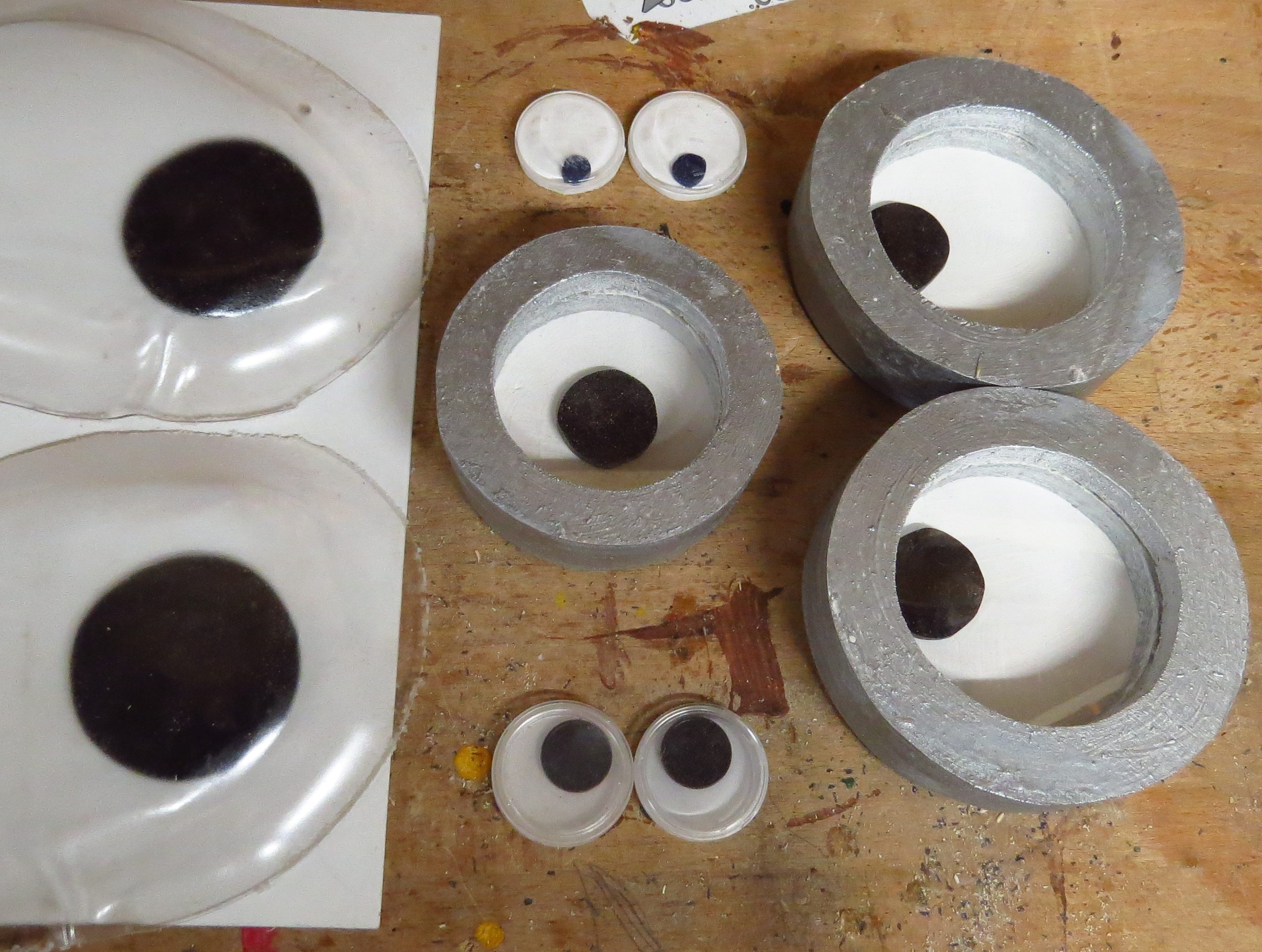 Googly eyes galore!