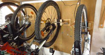 bike wall holder